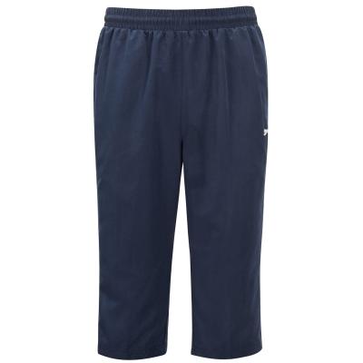 Pantaloni de trening Slazenger trei sferturi pentru Barbati bleumarin