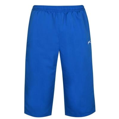 Pantaloni de trening Slazenger trei sferturi pentru Barbati albastru roial