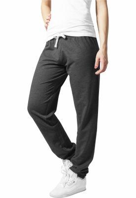Pantaloni de trening stramti gri carbune Urban Classics