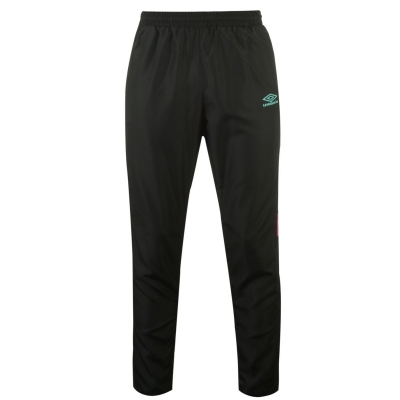 Pantaloni de trening Umbro Sonar negru roz