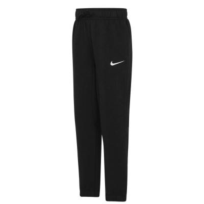 Pantaloni caldurosi Nike Club baietei negru