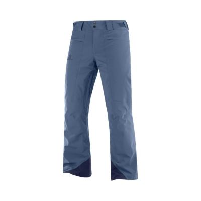 Pantaloni Drumetie Barbati BRILLIANT PANT M Bleumarin