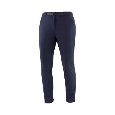 Pantaloni Drumetie Femei Salomon OUTRACK PANT W REGULAR Bleumarin