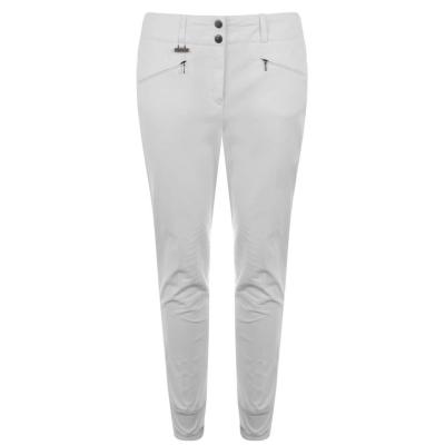 Pantaloni Dublin Supa alb