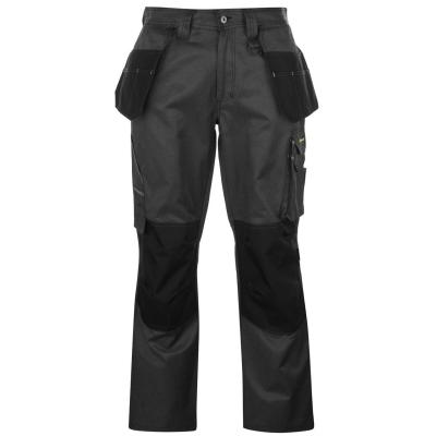 Pantaloni Dunlop Marathon pentru Barbati negru gri carbune