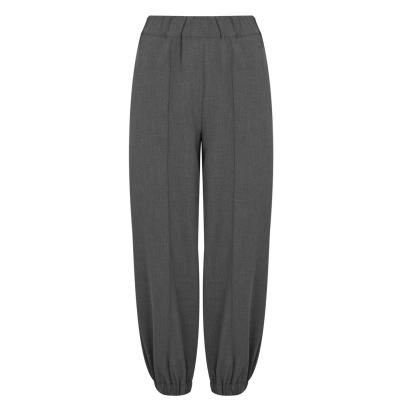 Pantaloni Emme Ilic gri