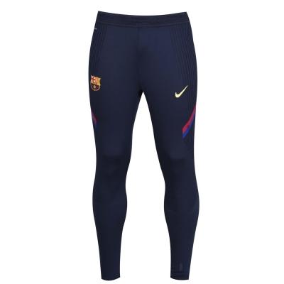 Pantaloni FC Barcelona Vaporknit Strike KZF negru