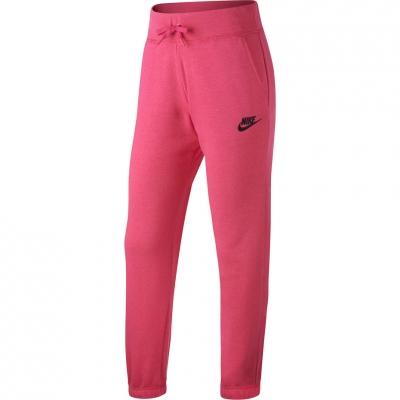 Pantaloni for Nike G FLC REG 806326 615 pentru fete