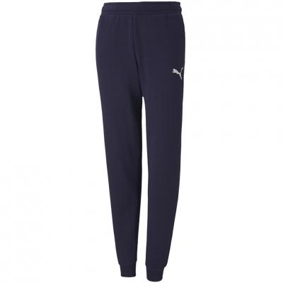 Pantaloni For Puma TeamGOAL 23 Casuals bleumarin 656713 06 pentru Copii copii