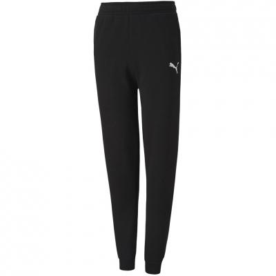 Pantaloni For Puma TeamGOAL 23 Casuals negru 656713 03 pentru Copii copii