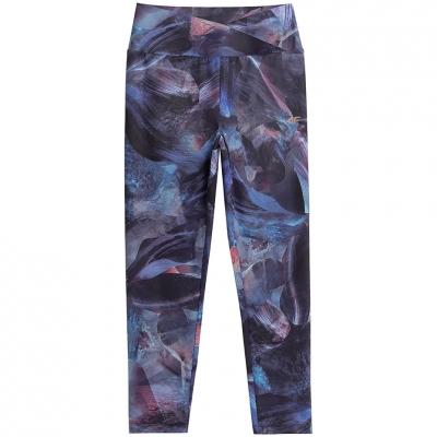 Pantaloni Functional 4F Multicolor 3 Allover H4Z21 SPDF017 93A pentru femei
