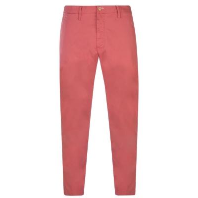 Pantaloni Gant Gant Sun-bleach pentru Barbati rosu