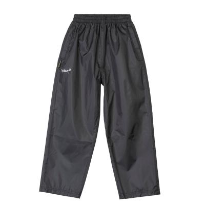 Pantaloni Gelert Packaway impermeabil Juniors negru