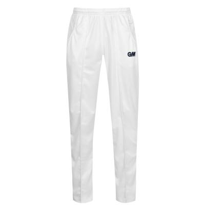 Pantaloni Gunn And Moore Maestro pentru Barbati alb