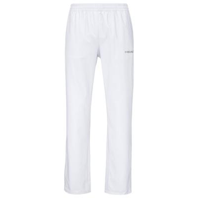 Pantaloni HEAD CLUB J pentru copii alb