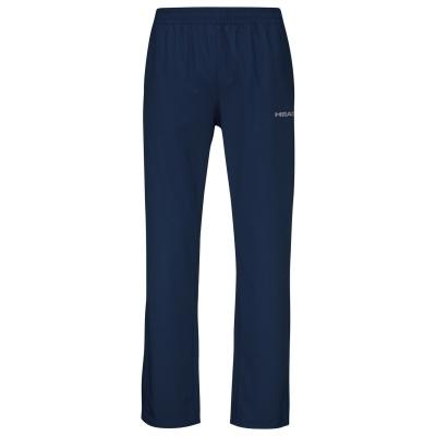 Pantaloni HEAD CLUB J pentru copii inchis albastru