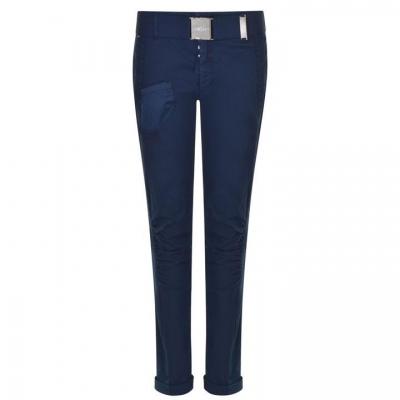 Pantaloni HIGH On Form Ruched bleumarin