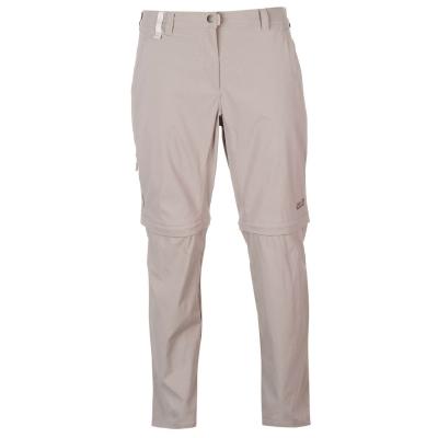 Pantaloni Jack Wolfskin Active Light pentru Femei maro