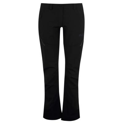 Pantaloni Jack Wolfskin Gravity Slope Ski pentru femei negru