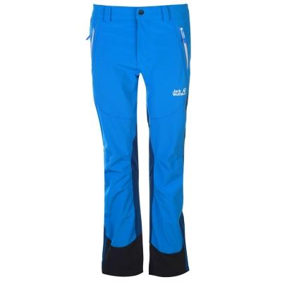 Pantaloni Jack Wolfskin Gravity Walking pentru Barbati albastru