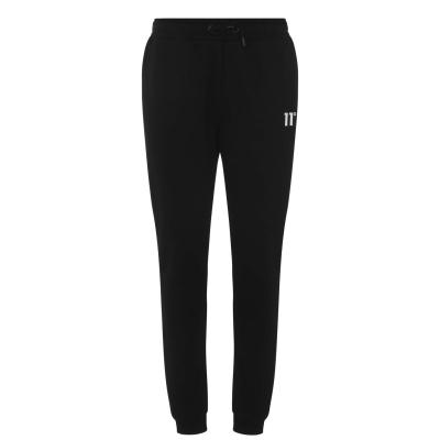 Pantaloni jogging 11 Degrees 11 Degrees Core negru