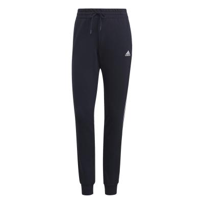 Pantaloni adidas 3-Stripes Slim pentru femei legend albastru
