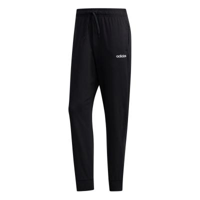 Pantaloni jogging adidas Essential SJ pentru Barbati negru alb