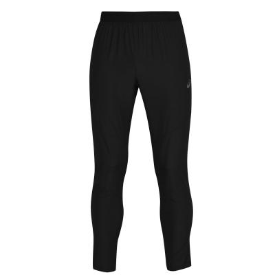 Pantaloni jogging Asics Race pentru Barbati negru