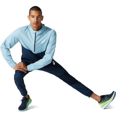 Pantaloni jogging Asics Visibility pentru Barbati french albastru