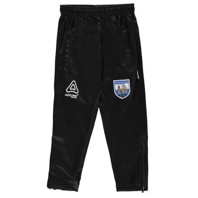 Pantaloni jogging Azzurri Waterford Kinvara pentru copii negru