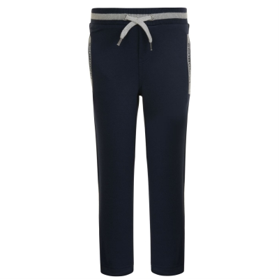 Pantaloni jogging BOSS bleu cargo
