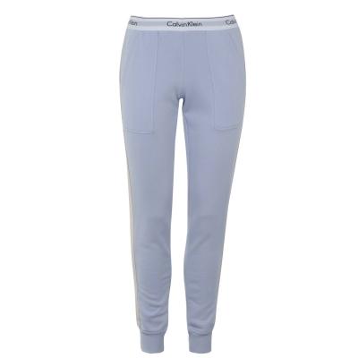 Pantaloni jogging Calvin Klein Regular crem pulp