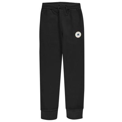 Pantaloni jogging Converse Chuck pentru baietei negru