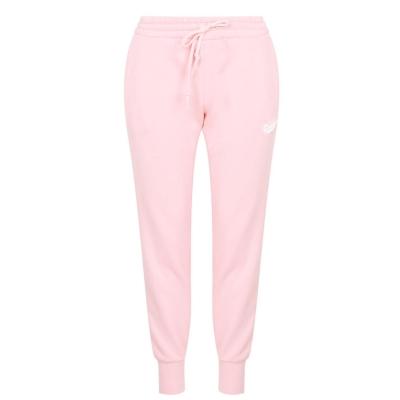 Pantaloni jogging Converse pentru Femei coastal roz