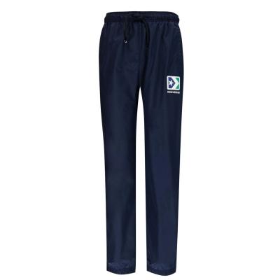 Pantaloni jogging Converse Woven pentru baietei albastru