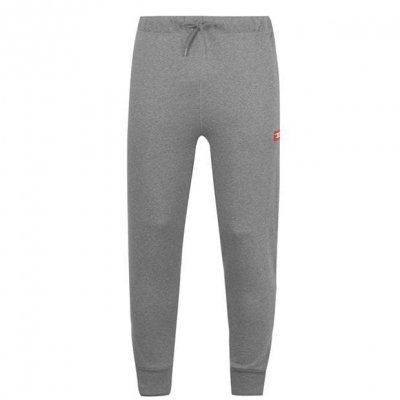 Pantaloni jogging Diesel D Logo 96x gri marl