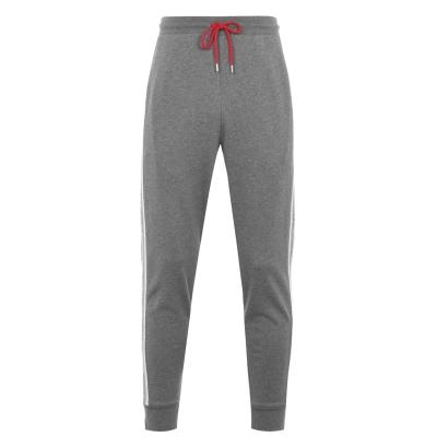 Pantaloni jogging Diesel SMU conici pentru Barbati gri e1460