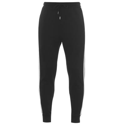 Pantaloni jogging Diesel SMU conici pentru Barbati negru