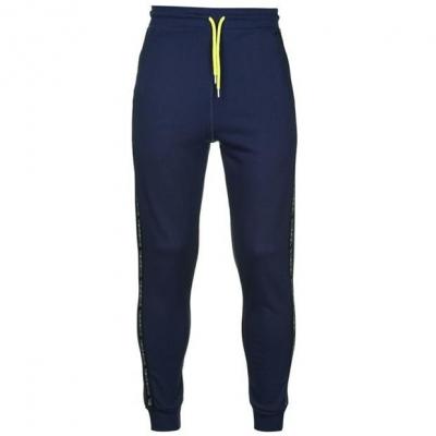 Pantaloni jogging Diesel Taped bleumarin 89d