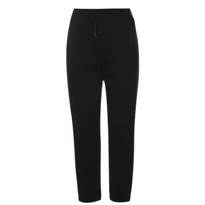 Pantaloni jogging DKNY DKNY Sport Script negru
