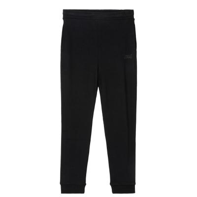 Pantaloni jogging Everlast pentru fetite negru