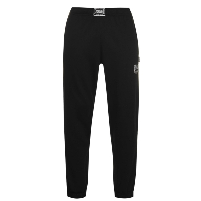 Pantaloni jogging Everlast Slim Leg negru