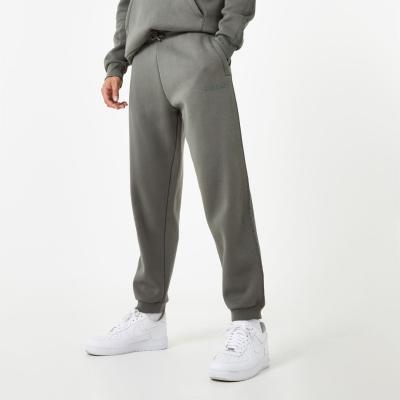 Pantaloni jogging Everlast Taped kaki