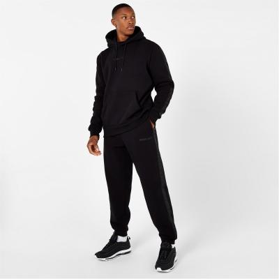 Pantaloni jogging Everlast Taped negru