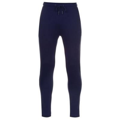 Pantaloni jogging Fabric Slim pentru Barbati bleumarin