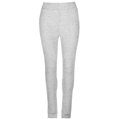 Pantaloni jogging Golddigga pentru Femei gri