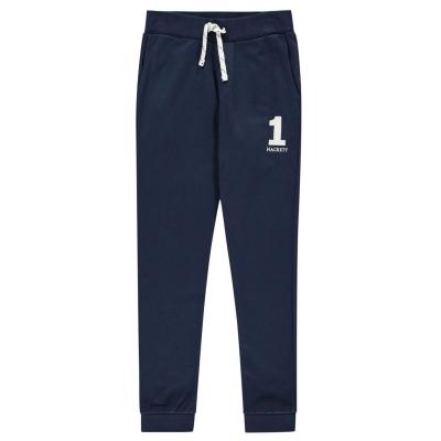 Pantaloni jogging Hackett Number bleumarin