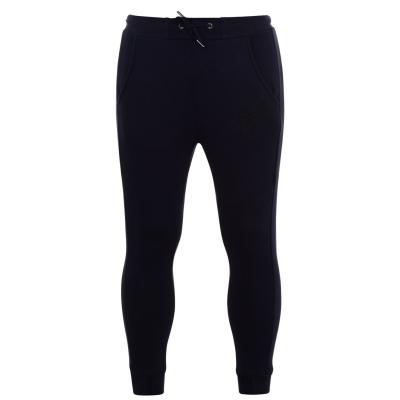 Pantaloni jogging Hardcore Krome bleumarin