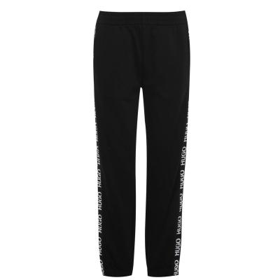 Pantaloni jogging Hugo Nenelie negru
