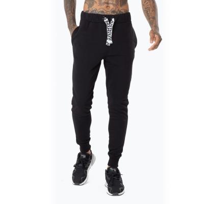 Pantaloni jogging Hype negru Drawstring pentru Barbati